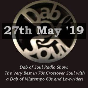 Dab of Soul Radio Show 27th May 2019 - Top 5 from Peter Sumner