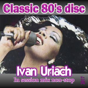 CLASSIC 80,s DISC