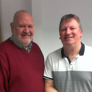 Breakfast with Phil Gough 9 Jan 2018 (guest Cllr Alan Cullens) (Clayton Hall Landfill Site odours)