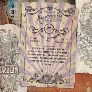 Armin van Buuren - Live @ Tomorrowland (Belgium, Weekend 2) - 28-JUL-2017
