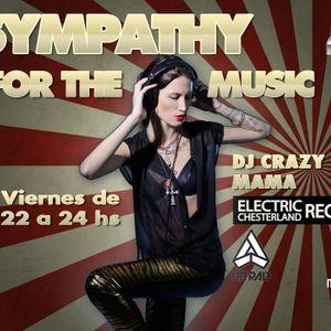 SYMPATHY by DJ Crazy Mama 8-D/ 26-07-2013 Radio Show from Argentina (www.nova998.com.ar)