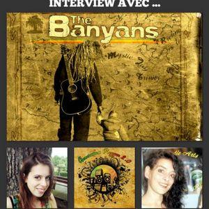 Interview The Banyans - janvier 2015