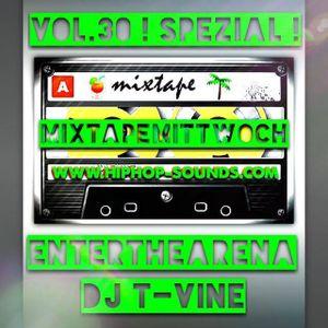 MixtapeMittwoch Vol.30 - by DJ T-vine - eta