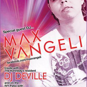 Max Vangeli - Promo Mix for