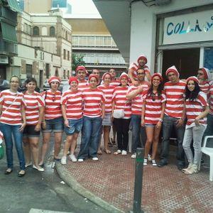 """**sesion remember """"colla il.legals"""" fiestas sanpedro 2011 el grao"""