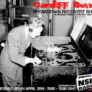 Cardiff_Bens Breakdown Recovery Show Live on www.nsbradio.co.uk 09.04.14