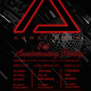Agnst.Asia 1th Anniversary Promo Mix