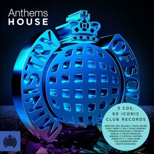 MINISTRY OF SOUND - ANTHEMS HOUSE - CD2