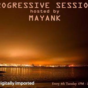 Mayank - Progressive Sessions 015