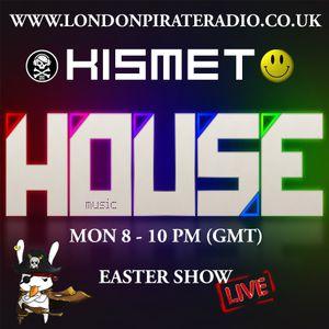 House Transitions - Kismet Easter Special Live on LPR (17-04-17)