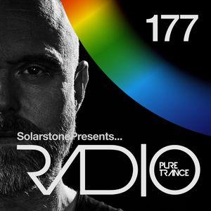 Solarstone presents Pure Trance Radio Episode 177