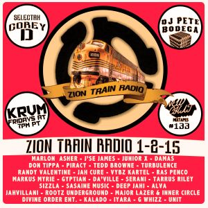 New Chat #133 - Zion Train Radio - 1:2:15