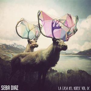 La Casa del House - Seba Diaz Brings the Summer