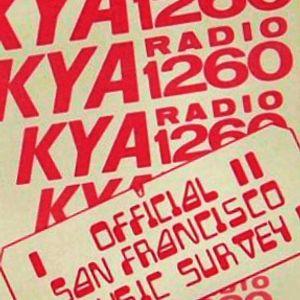 KYA San Francisco - 9th December, 1967 (2hrs 27mins)
