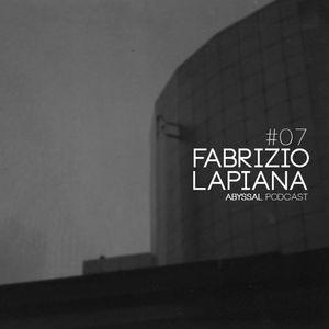 ABYSSAL PODCAST 07 | FABRIZIO LAPIANA
