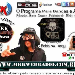 """Programa MkkStudio Show com Peida Na Tanga 29/04/2015 """"Quinta Travessa"""" e """"Vida de Músico"""" 03"""