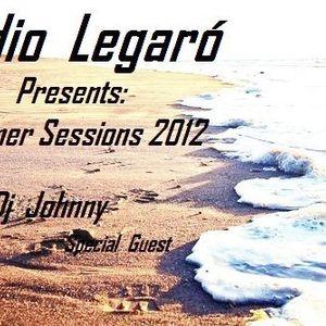 Dj Johnny - Summer Sessions In Legaró ( Barcelona, Spain )