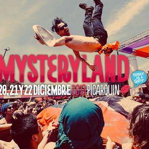 Shermanology - Live @ Mysteryland 2013 (Chile) - 21.12.2013