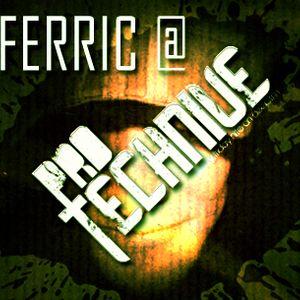 Ferric @ Protechnive - November 2007
