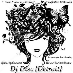 Deep Soulful House Vibe  by Dj Disc...Detroit