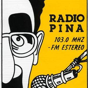 La voz del diablo part2.La Mandrágora.Radio Pina 103 FM