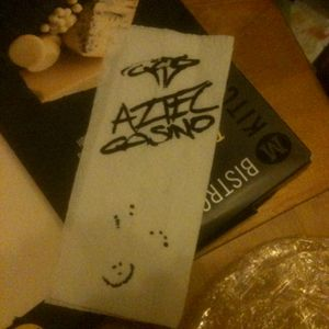 Gaz and MrToad present: Aztec Casino Part 1!!! Bass Faces at the ready! :-D