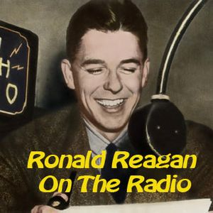 Ronald Reagan On The Air 10 Appearance on Burns and Allen Show