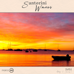 Santorini Waves 2021 (Day 2 - End of Summer) - Marco PM