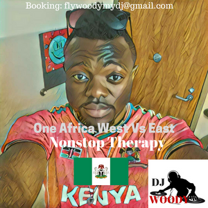 One Africa West vs East NONSTOP Therapy 2016