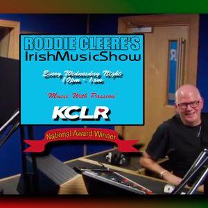 Roddie Cleere's Irish Music Show - Wednesday 28th August 2019