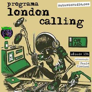 PROGRAMA LONDON CALLING - 50