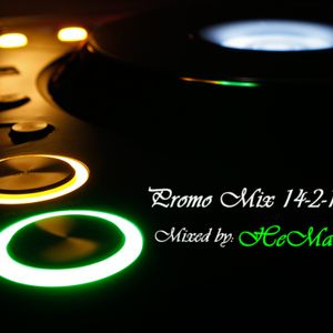 Promo mix 14-2-12. mixed by: HeMaL