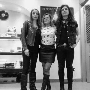 Dark Entries di venerdì 26-04-2019 - Elisabetta Laurini con Nero Kane e Samantha Stella