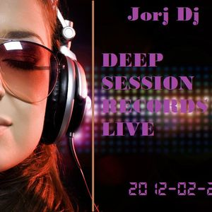 Jorj Dj Deep Session Records Live (29-02-2012)