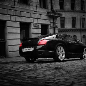 Trip in Bentley