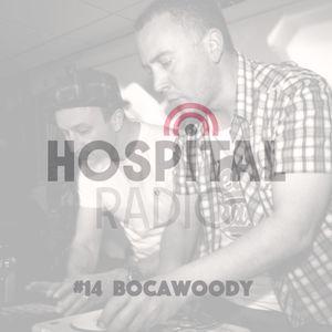 GCASFM DJ MIX #14 - BOCAWOODY LIVE (EXCLUSIVE)