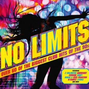 NO LIMITS-OVER 60 OF THE BIGGEST CLUB HITS OF THE 90S-CD3
