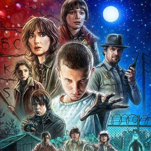 Episode 58 - Stranger Things (Television Cult)