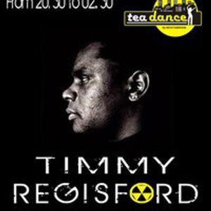 Timmy Regisford live @Tea Dance Party 13 2 2011