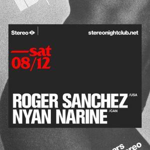 DJ NYAN NARINE - LIVE @ STEREO MONTREAL - Part 2