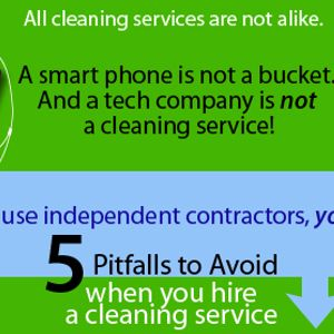 81: 5 Pitfalls To Avoid When You Are Hiring Someone To Clean Your Home