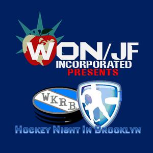 "WON/JF Inc. Presents: ""WKRB's Hockey Night In Brooklyn"" Archives-(4/4/2009)"