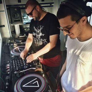 DJ Cream b2b Jackie @ Molo Street Parade, Rimini - 24/06/17