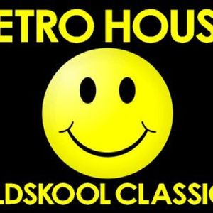 Retro House Mix Vol 1 - DJ MCDave