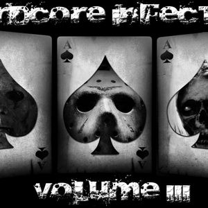 HARDCORE INFECTION vol. 3 - Mixed By Braindropah