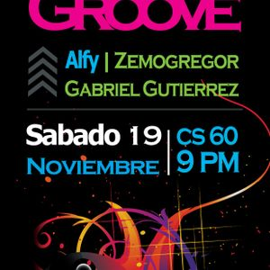GET LOST IN THE GROOVE: Liveset 11/19/11
