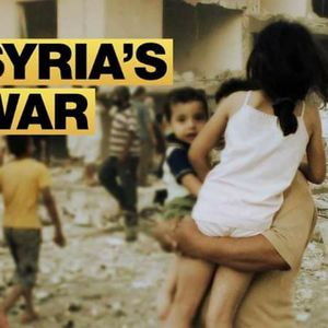 Syria's war - int with T. Clonan, Security Analyst and R.Ibraheen, Syrian who lives in Ireland