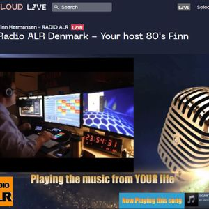 Music Party nr 2 from the 70's and 80's from Radio ALR Denmark
