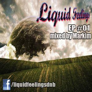 Liquid Feelings EP#01 mixed by Markim