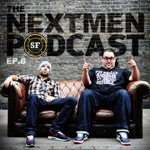 The Nextmen Podcast Episode 8